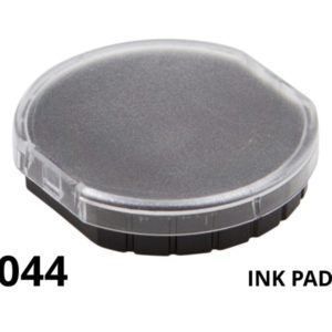 A replacement ink pad for a Colop Oval 44.