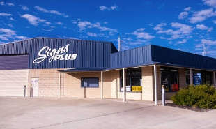 Stamps Plus is located at Signs Plus in Australia